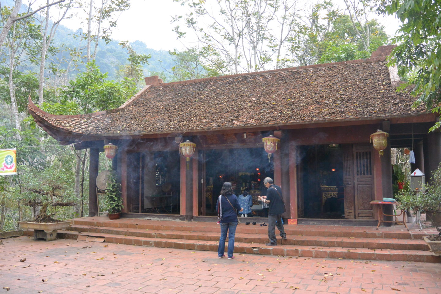 An Ma Temple Ba Be Lake National Park