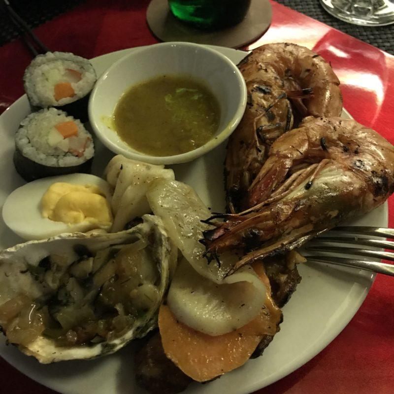 Au Co Cruise Dinner