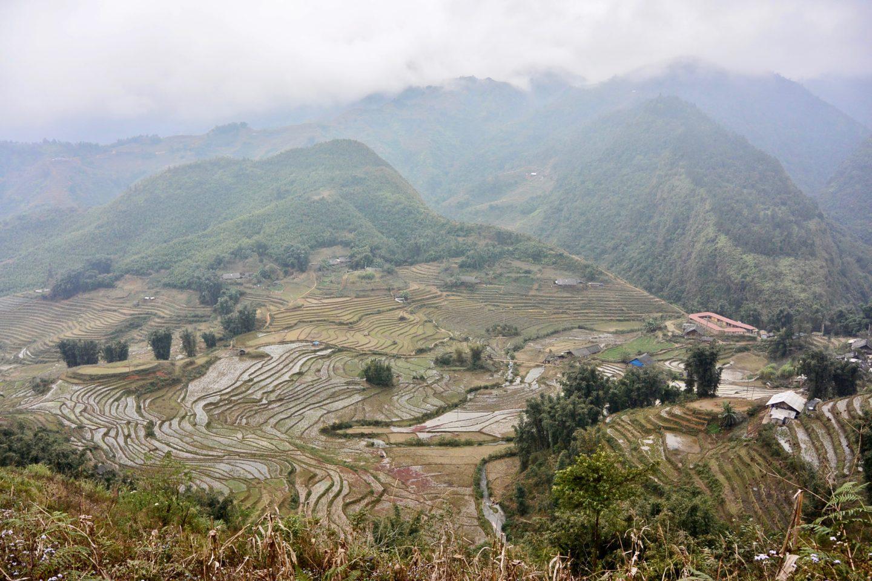 Hike Sapa to Lao Chai