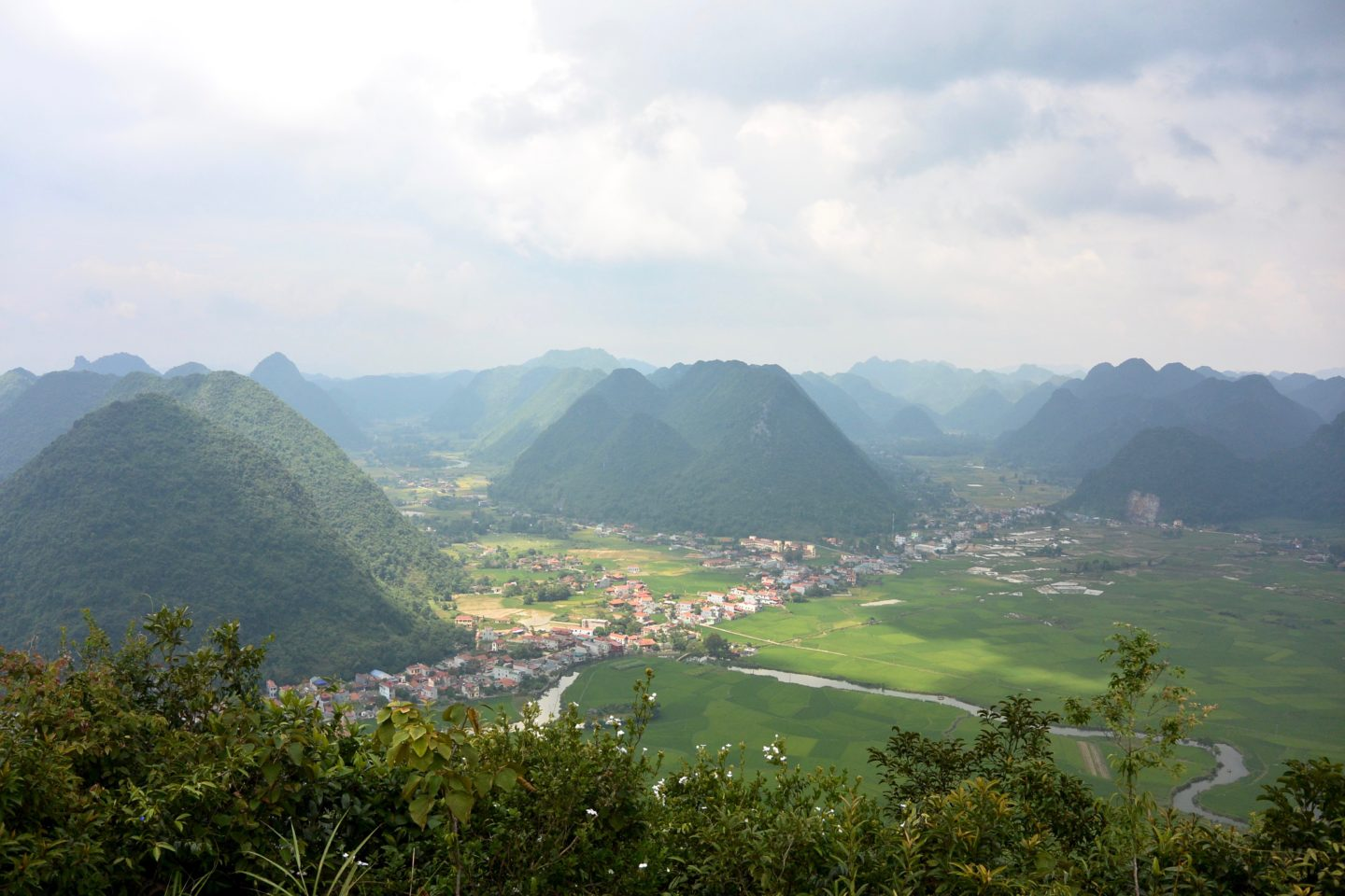 Na Lay Peak aka Bac Son Viewpoint