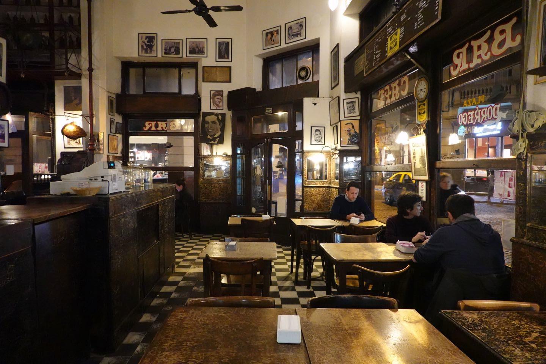Best coffee shop in San Telmo.