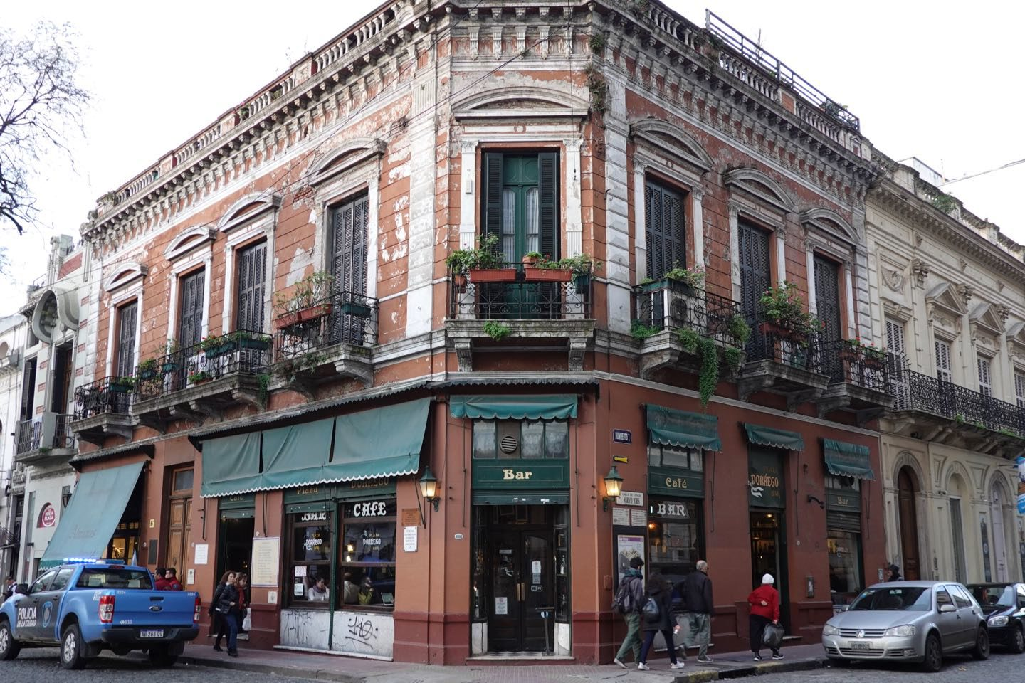 Things to do in San Telmo.