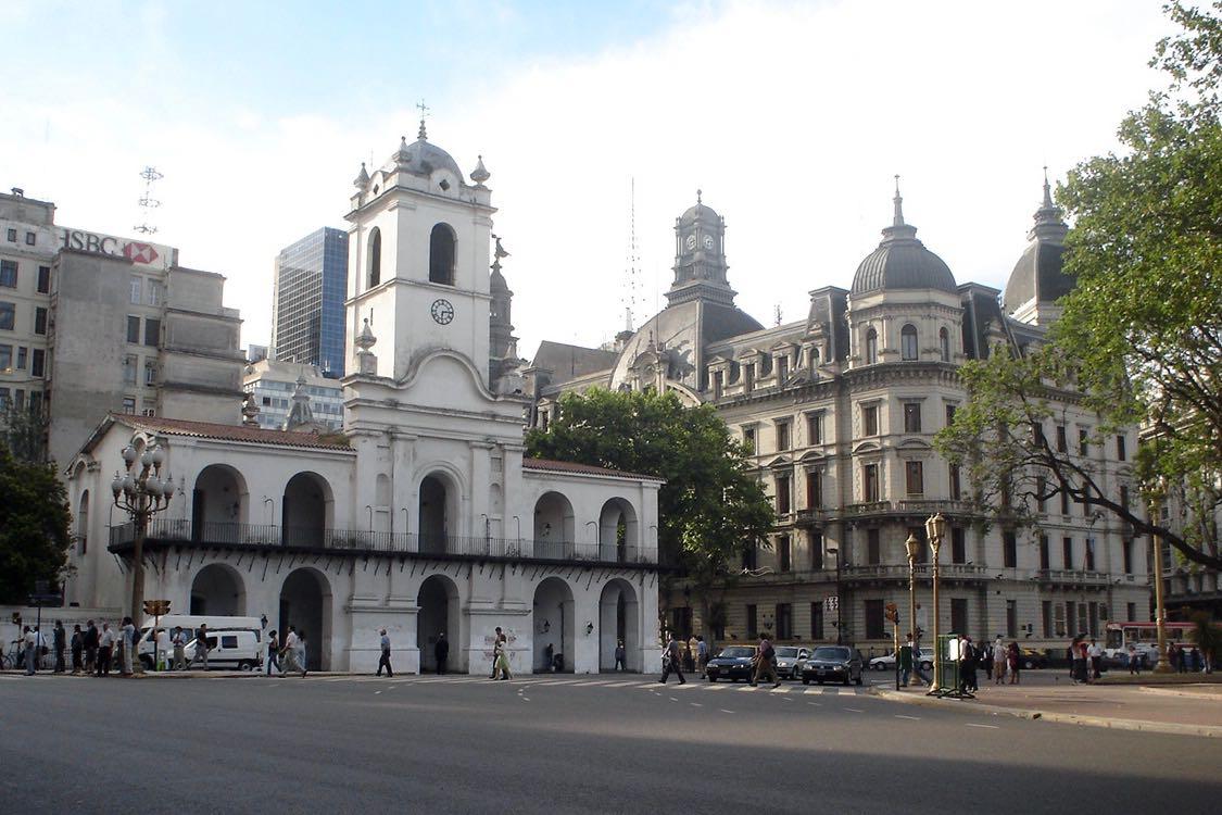 Colonial Cabildo of Buenos Aires.
