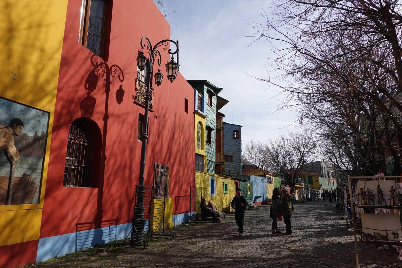 How to visit the colorful Caminito of La Boca.