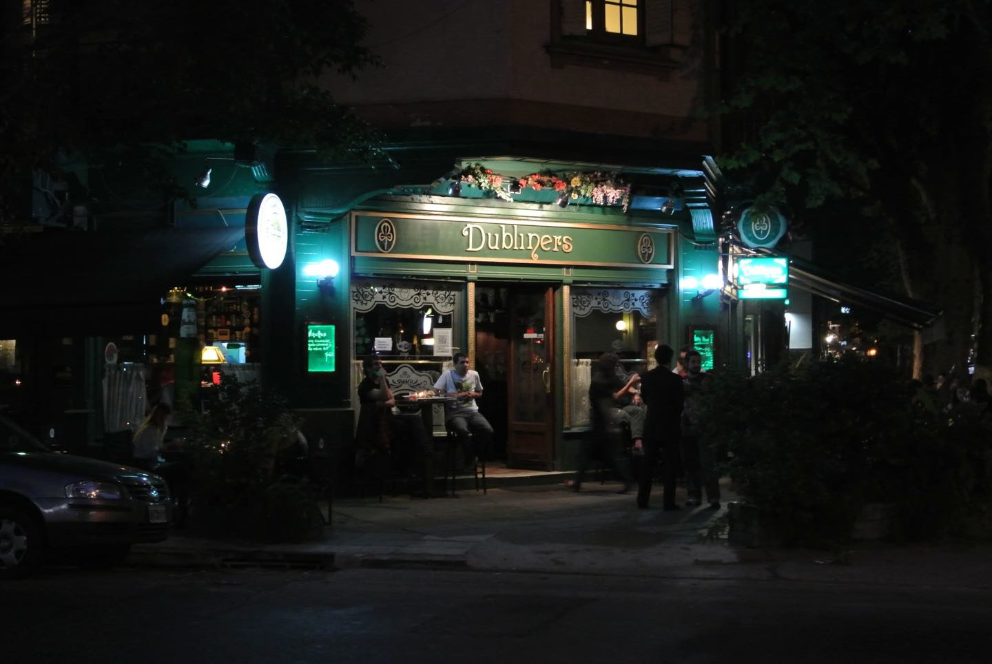 Pub Dubliners, Palermo Hollywood.