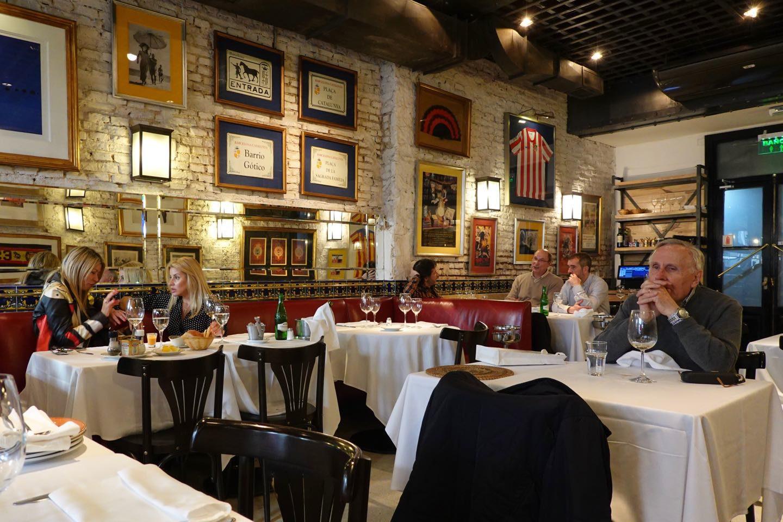 Best restaurants in Recoleta.