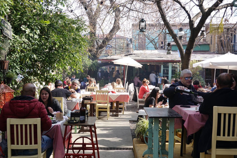 Where to eat in Caminito, La Boca.