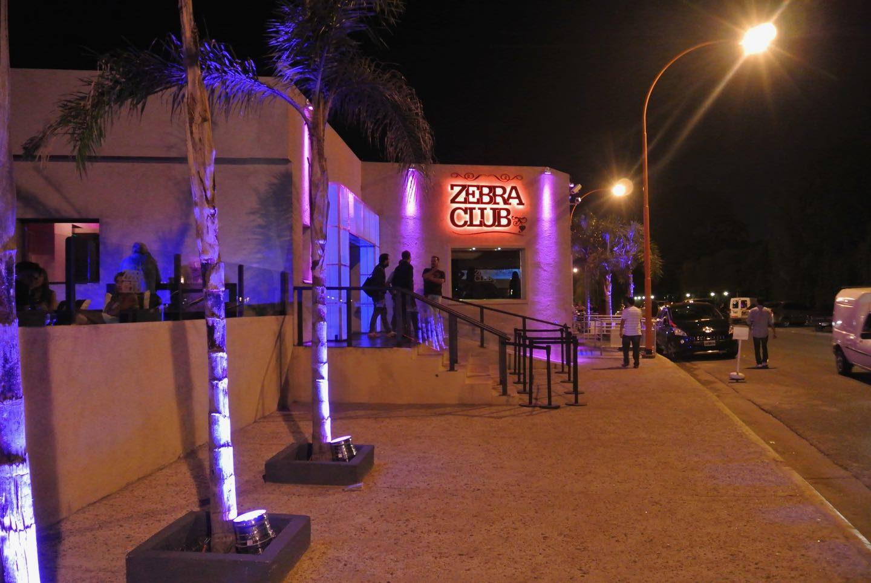 Discoteca Club Zebra, uno de los boliches mas famosos de Villa Carlos Paz.