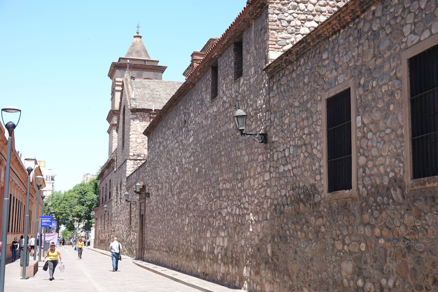 The Jesuit Block. One of the UNESCO World Heritage Sites of Argentina