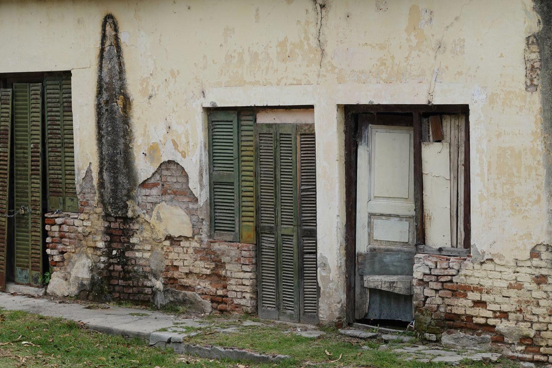 Abandonado Hotel Edén