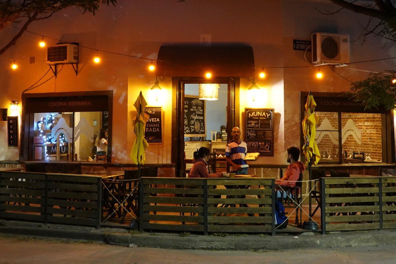 Dónde comer en Capilla del Monte.