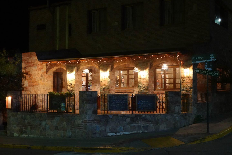 Lindo lugar donde comer en La Cumbre.