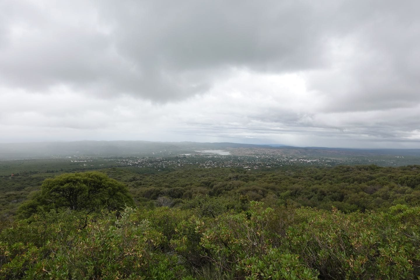 Viewpoint in Agua de los Palos. Short hike from the complex.
