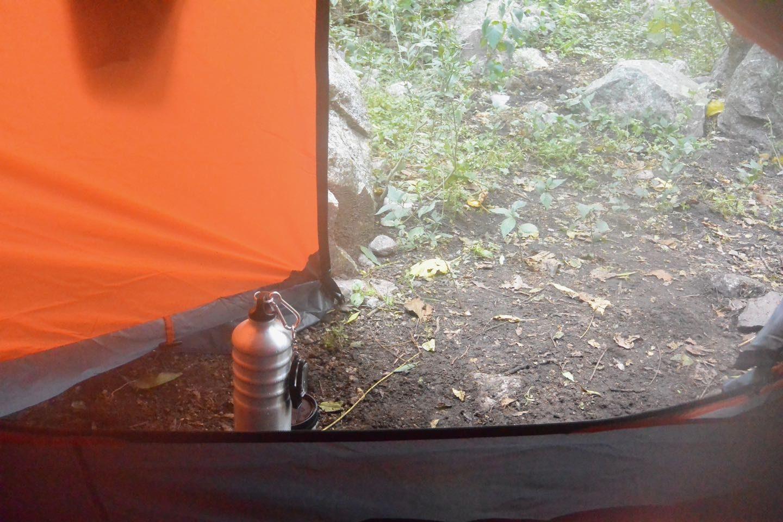Camping in Huertas Malas.