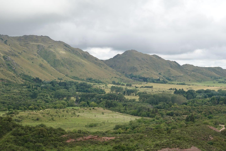 """""""La Calavera"""" viewpoint in Grutas de Ongamira."""