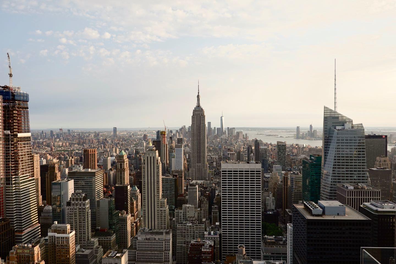 Mejores vistas de Nueva York.