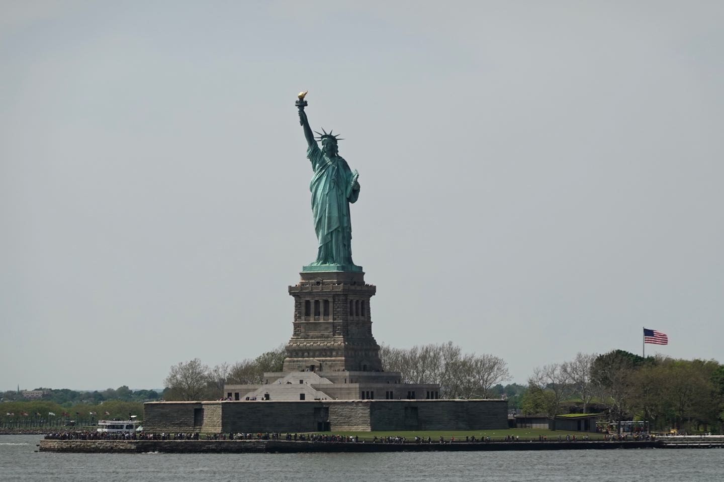 How to visit the Statue of Liberty.