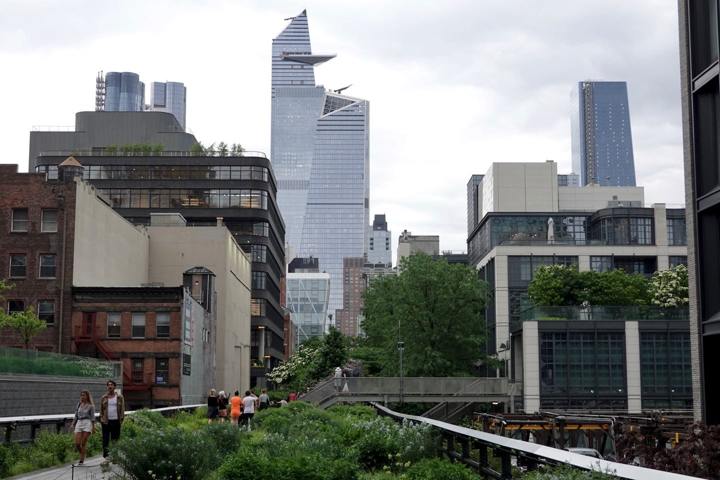 Best walks in NYC. The High Line.