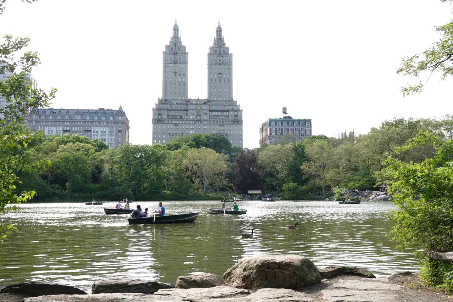 Best attractions in Central Park, NYC.