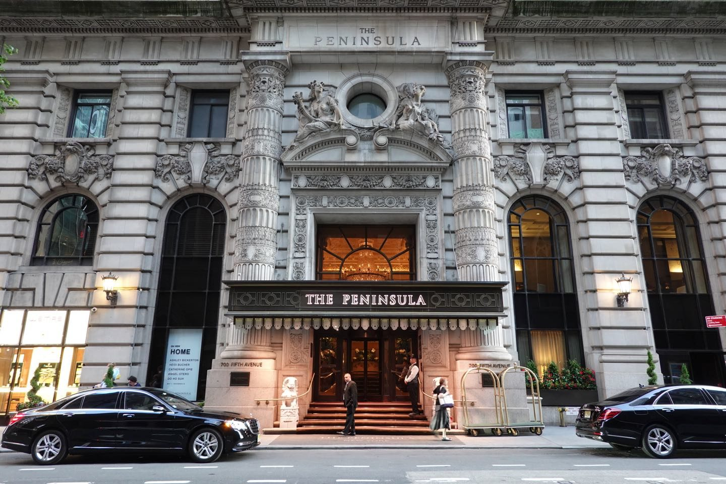 Luxury Hotels in New York City.
