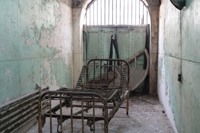Espeluznante prisión abandonada para visitar en Estados Unidos.