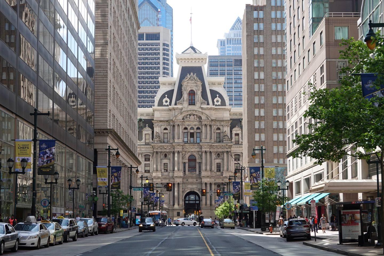 City Hall de Filadelfia.