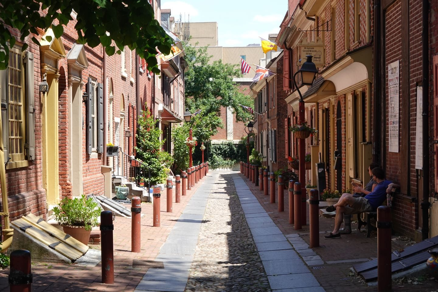 Most beautiful places in Philadelphia.