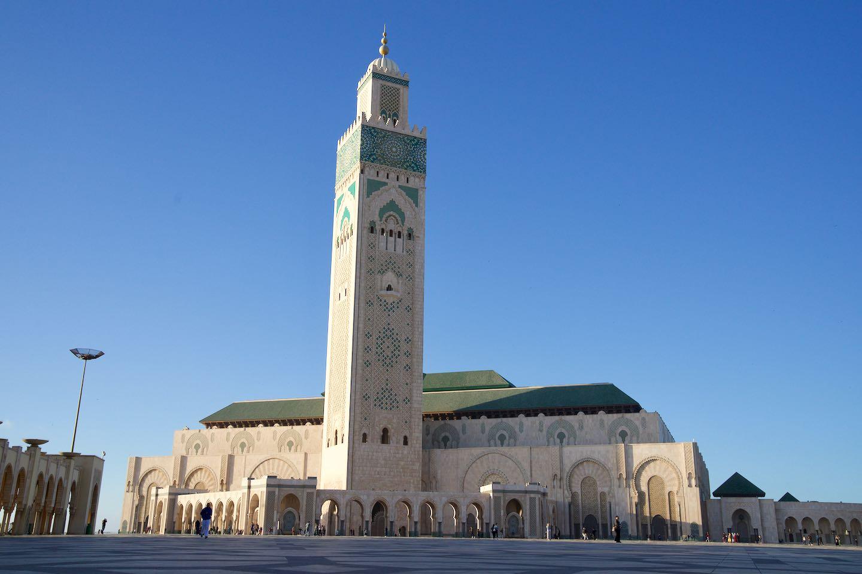 Mejores atracciones en Casablanca.