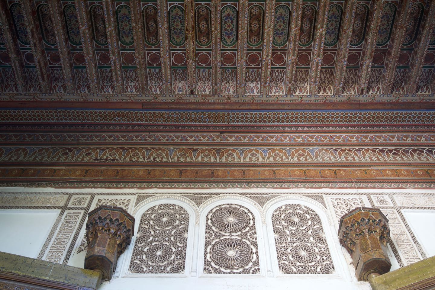 Things to do in Marrakesh. Bahia Palace is one of the main attractions.